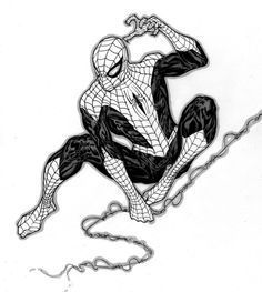 1000+ images about Spider-Man drawings on Pinterest