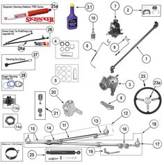 1000+ images about Jeep YJ Parts Diagrams on Pinterest