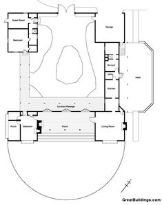 1000+ images about Architect: William Wurster on Pinterest