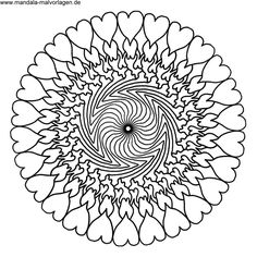 1000+ images about Coloring; mandales on Pinterest