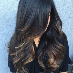 dark brown hair with ash brown balayage hairstyle pinterest dark brown balayage and brown
