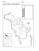 Good free maps United States of America (USA): free map