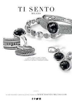1000+ images about Ti Sento Milano silver 925 on Pinterest