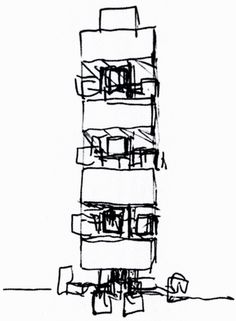 1000+ images about architecture sketches on Pinterest