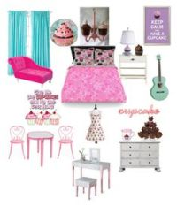 1000+ ideas about Cupcake Bedroom on Pinterest