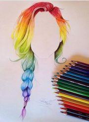 alexis dean cartoon pinup hair