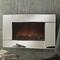 Electric Wall Fireplace on Pinterest | Electric Fireplaces ...