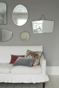 silver grey sofa what colour walls ricardo leather reclining 1000+ images about colours i love on pinterest | dulux ...