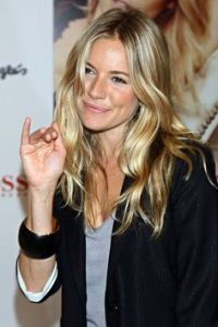 Sienna Miller grown out fringe | Hair | Pinterest | Blonde ...