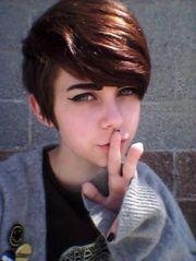 genderfluid hairstyles