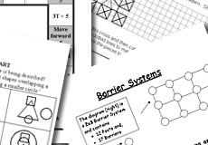 FACEing Math! Awesome math resource that MAKES MATH REVIEW