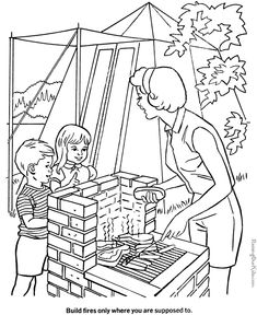 1000+ images about Kid's Summer Coloring Fun on Pinterest