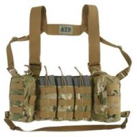 The Condor Recon Chest Rig is designed with built-in ...