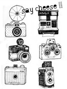 17 Best images about Vintage Camera Illustration
