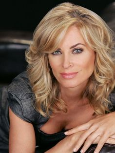 Eileen Davidson's New Longer Style 2016 Hairstyles Colors