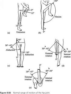Shoulder Range Of Motion Chart shoulder joint range of