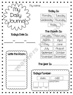 1000+ images about Homeschool: Morning Board on Pinterest