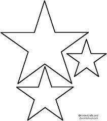 Eight point star pattern. Use the printable outline for