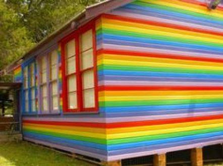 Como No pintar una casa