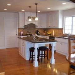 How To Redo Kitchen Cabinets On A Budget Acrylic Sinks 1000+ Images About Islands With Seating End ...