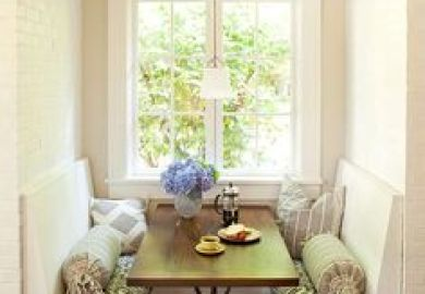 Corner Window Seat Banquette Design Ideas Page 2