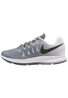 air zoom pegasus chaussures de running neutres dark grey black white