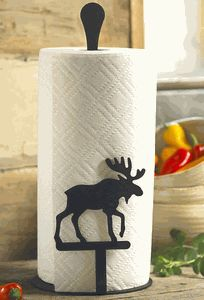 Moose Decor & Moose Gifts Black Forest Decor Lodge Theme For