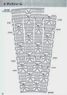 1000+ ideas about Crochet Stitches Chart on Pinterest