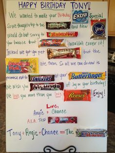 1000 Images About Candy Poems On Pinterest Candy Poems