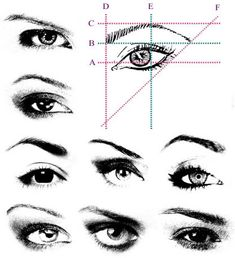 1000+ ideas about Different Eyebrow Shapes on Pinterest