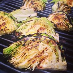 1000 Images About Grilled Cabbage Recipes On Pinterest