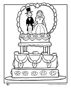 1000+ images about Wedding coloring book. on Pinterest
