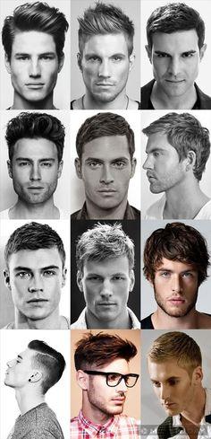 Charlie Kennedy Established Middle Length Haired Men