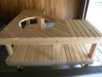 How To Build a Rolling Cart For Your Grill   Rolling carts ...