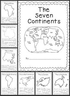 1000+ ideas about Continents Activities on Pinterest