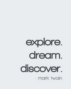 Whatever you do, be inspired to make your own path