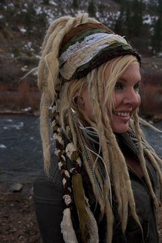 Thousands Of Ideas About White Girl Dreads On Pinterest