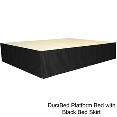 Epicfurnishings Durabed King Size Heavy Duty Steel Foundation Frame In One Mattress Support System Platform Bed