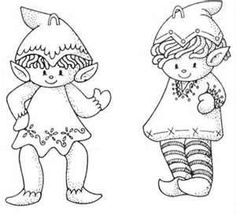 1000+ images about santa elves gnome wool felt on