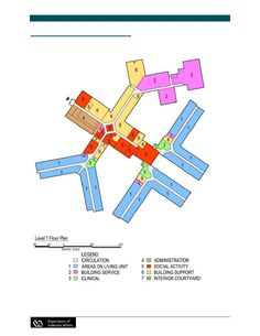 Nursing Home Rooms Hospital Floor Plans Pinterest Home