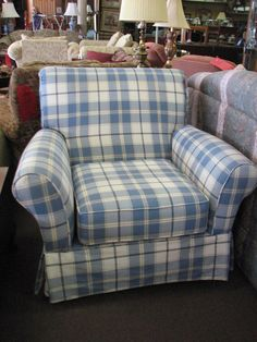 plaid sofa cushions cover for recliner 1000+ images about putting the up in upholstery on ...