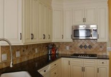Kitchen Cabinets Without Crown Molding