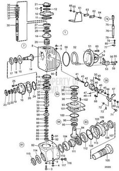 Volvo B30 Engine Shop Manual, Volvo, Free Engine Image For