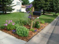 1000 garden - mailbox