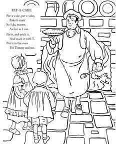 Nursery rhymes, Nurseries and This old man on Pinterest
