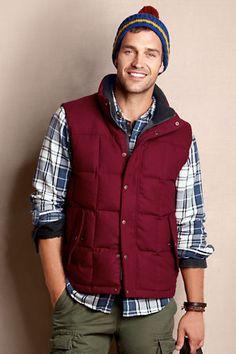 1000 images about Mens Down Vest Fashion Style on Pinterest  Down vest Puffer vest and Vests