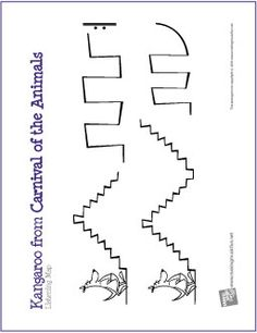 Carnival of the Animals worksheet packet by Camille Saint