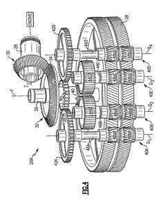 """Patent Drawings for the Bridgeport Knee Mill 1939. """"…that"""
