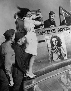 Jinx Falkenburg ( World War 2 pinup girl) | Pin-Up ...