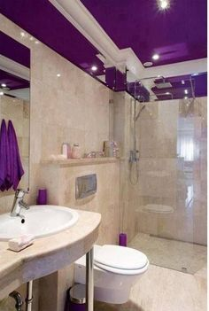 1000 Ideas About Purple Bathrooms On Pinterest Purple